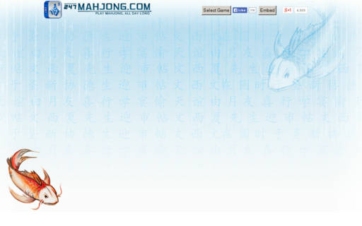 Access 247mahjong.com using Hola Unblocker web proxy