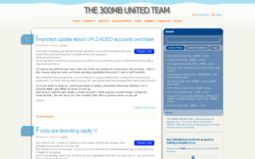 Access 300mbunited.com using Hola Unblocker web proxy