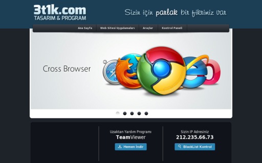 Access 3t1k.com using Hola Unblocker web proxy