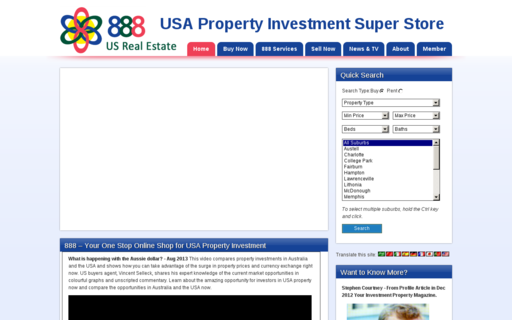 Access 888usaproperty.com.au using Hola Unblocker web proxy