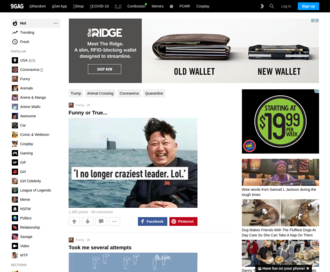 Access 9gag.com using Hola Unblocker web proxy