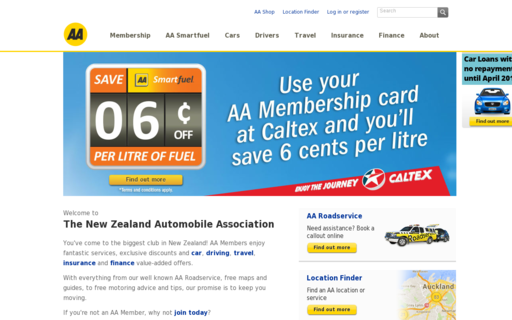Access aa.co.nz using Hola Unblocker web proxy