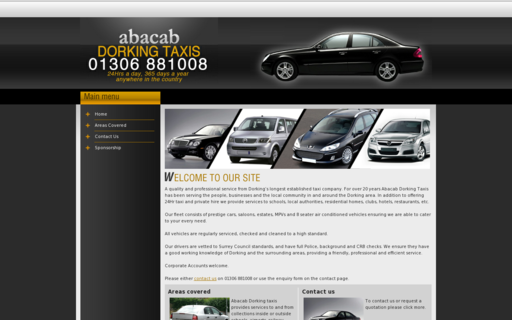 Access abacabdorkingtaxis.com using Hola Unblocker web proxy