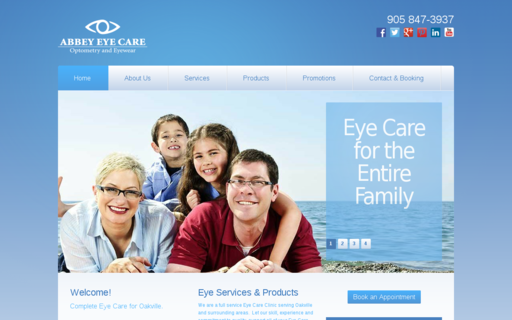 Access abbeyeyecare.ca using Hola Unblocker web proxy