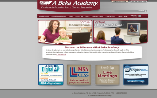 Access abekaacademy.org using Hola Unblocker web proxy