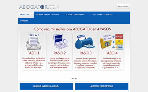 Access abogator.com using Hola Unblocker web proxy
