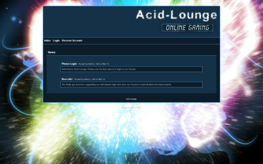 Access acid-lounge.org.uk using Hola Unblocker web proxy