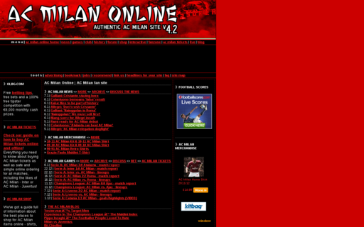 Access acmilan-online.com using Hola Unblocker web proxy