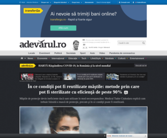 Access adevarul.ro using Hola Unblocker web proxy