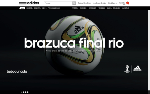 Access adidas.com.br using Hola Unblocker web proxy