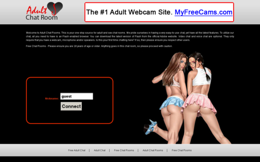 Access adult-chat-rooms.com using Hola Unblocker web proxy