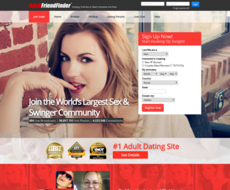 Access adultfriendfinder.com using Hola Unblocker web proxy