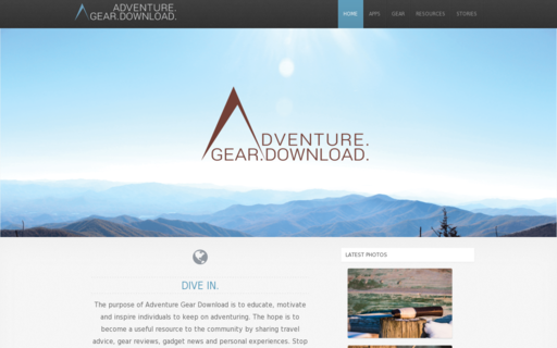 Access adventuregeardownload.com using Hola Unblocker web proxy