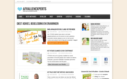 Access afvallenexperts.nl using Hola Unblocker web proxy