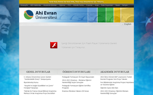 Access ahievran.edu.tr using Hola Unblocker web proxy