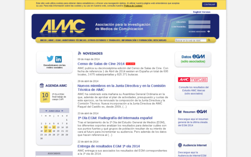 Access aimc.es using Hola Unblocker web proxy