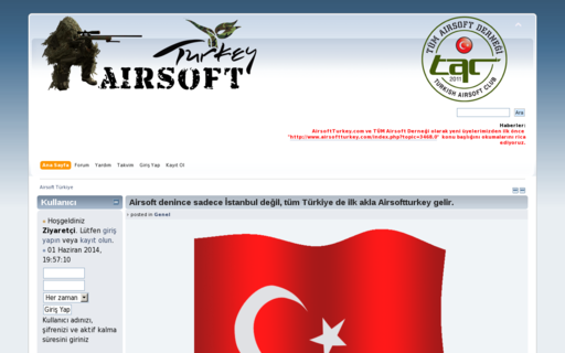 Access airsoftturkey.com using Hola Unblocker web proxy