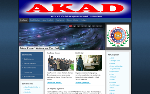 Access akad.org using Hola Unblocker web proxy