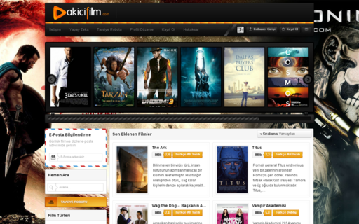 Access akicifilm.com using Hola Unblocker web proxy