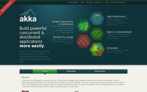 Access akka.io using Hola Unblocker web proxy