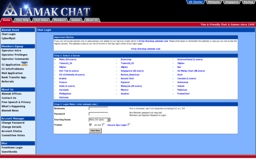 Access alamak.com using Hola Unblocker web proxy
