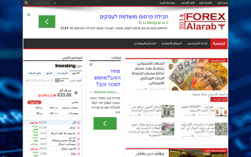 Access alarabforex.net using Hola Unblocker web proxy