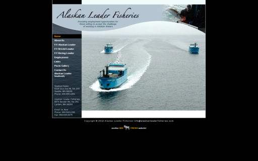 Access alaskanleaderfisheries.com using Hola Unblocker web proxy