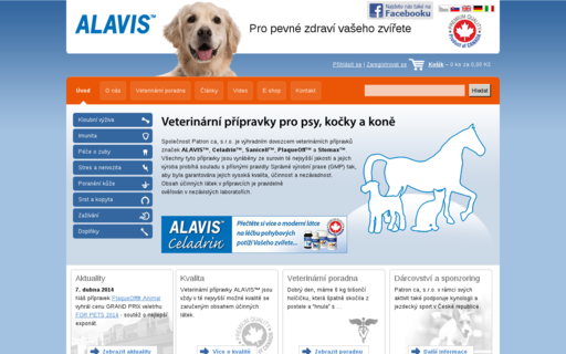 Access alavis.cz using Hola Unblocker web proxy