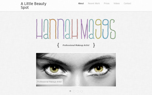 Access alittlebeautyspot.co.uk using Hola Unblocker web proxy