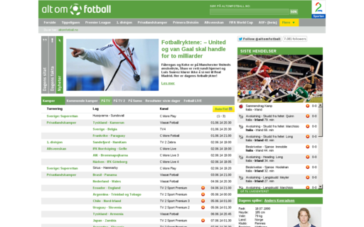 Access altomfotball.no using Hola Unblocker web proxy