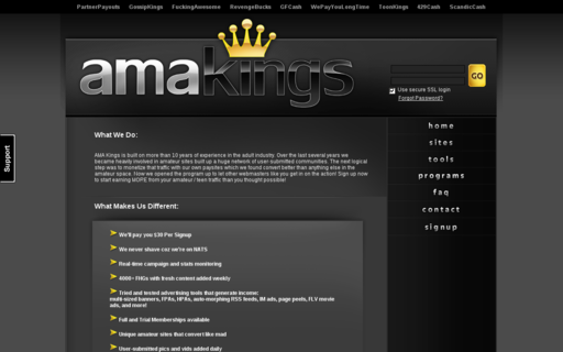Access amakings.com using Hola Unblocker web proxy