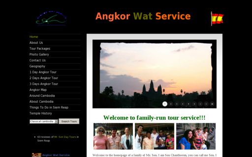 Access angkorwatservice.com using Hola Unblocker web proxy