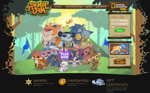Access animaljam.com using Hola Unblocker web proxy