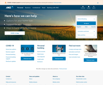Access anz.co.nz using Hola Unblocker web proxy