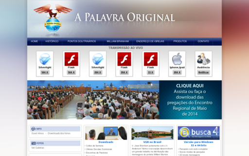 Access apalavraoriginal.org.br using Hola Unblocker web proxy