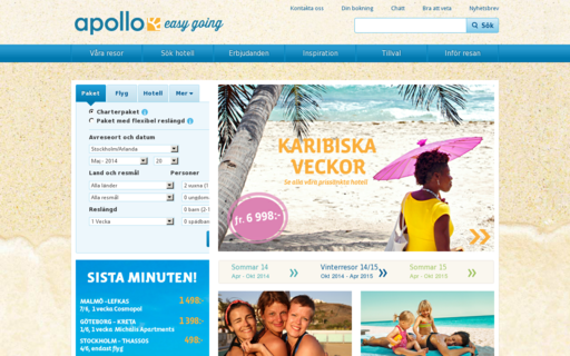 Access apollo.se using Hola Unblocker web proxy