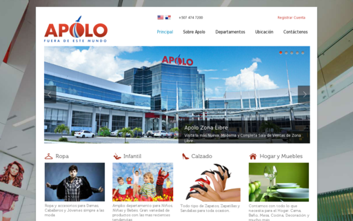 Access apolo.com using Hola Unblocker web proxy