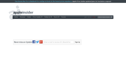 Access appleinsider.com using Hola Unblocker web proxy
