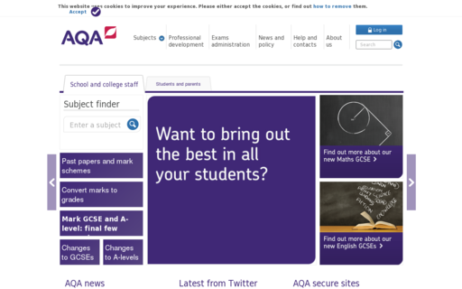 Access aqa.org.uk using Hola Unblocker web proxy