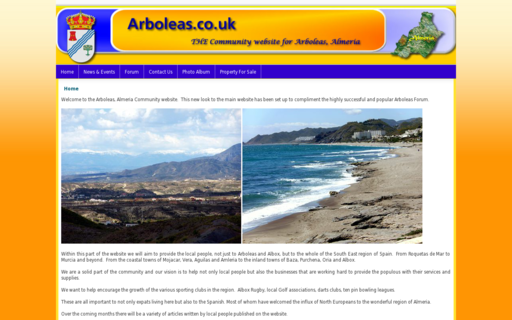 Access arboleas.co.uk using Hola Unblocker web proxy
