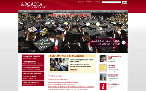 Access arcadia.edu using Hola Unblocker web proxy