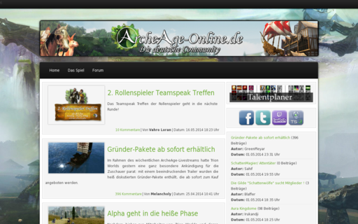 Access archeage-online.de using Hola Unblocker web proxy