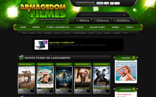 Access armagedomfilmes.biz using Hola Unblocker web proxy