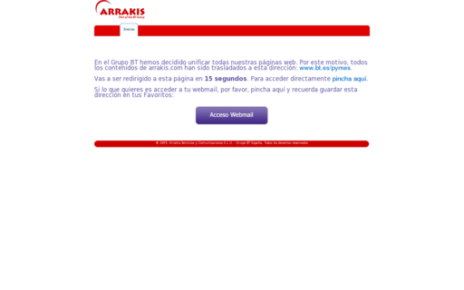 Access arrakis.com using Hola Unblocker web proxy