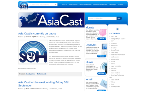 Access asia-cast.com using Hola Unblocker web proxy