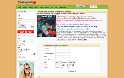 Access asiandatenet.com using Hola Unblocker web proxy