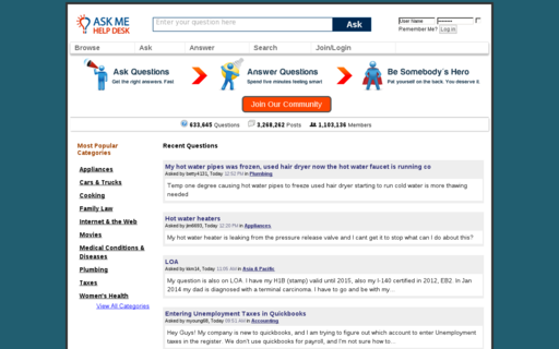 Access askmehelpdesk.com using Hola Unblocker web proxy