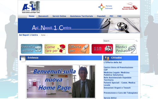 Access aslnapoli1centro.it using Hola Unblocker web proxy