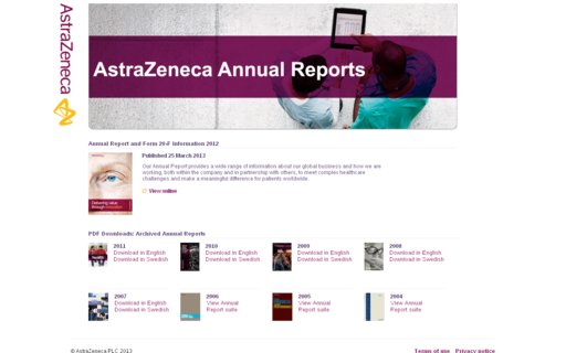 Access astrazeneca-annualreports.com using Hola Unblocker web proxy