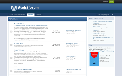 Access ateistforum.org using Hola Unblocker web proxy